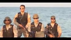نیروی ویژه سپاه پاسدار...