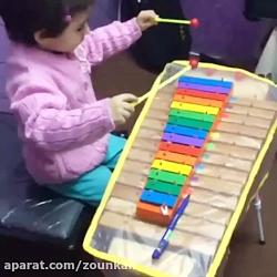 موسیقی کودک در هم آوای ...