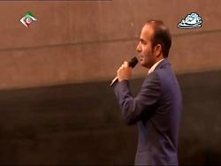 تقلید صدا و کمدی حسن ری...