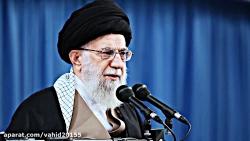 آیت الله خامنه ای: دشمنی آمریکا با انقلاب اسلامی، یک امر طبیعی