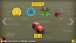بازی Endless car chase