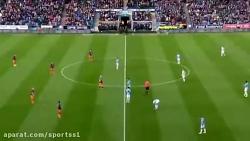 هادرزفیلد 0-3 منچسترسیت...
