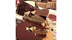 لذت آشپزی - تزیین کیک تو...