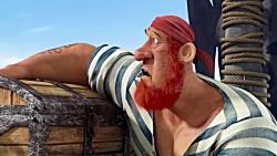 انیمیشن کوتاه Dji: Death Sails
