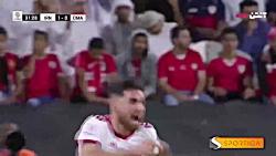 گل اول ایران به عمان (جه...