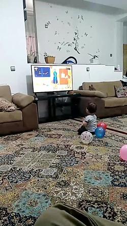 کودک تلوزیونی