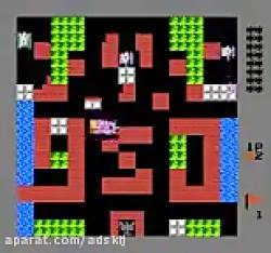 گیم پلی بازی تانک 1990 می...