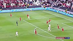 خلاصه بازی ایران 2 عمان ...