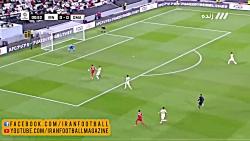 خلاصه بازی تیم ملی ایران و عمان - یک هشتم نهایی جام ملتهای آسیا 2019