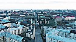 هلسینکی، پایتخت فنلاند...
