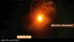 انهدام موشک های صهیونی...