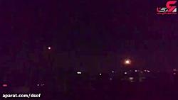 فیلم اول_ حمله موشکی به ...