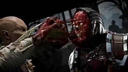 گیم پلی بازی Mortal Kombat 11 - گیمر