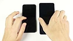 تست سرعت Apple iPhone XS Max و Huawei Mate 20 X