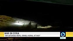 ادعای اسرائیل درباره حمله به پایگاه های نظامی ایران در سوریه