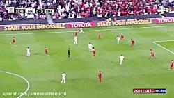 خلاصه بازی ایران 2 - 0 عراق جام ملت های آسیا برد ایران
