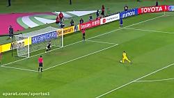 استرالیا 0(4)-(2)0 ازبکستا...