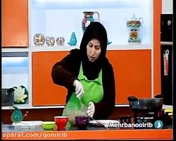 آشپزی: کوفته بادمجان - ب...