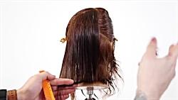 آموزش مرتب کردن مو بانو...