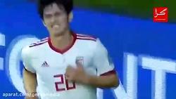 تیم ملی ایران با برد عمان، برای بازی با چین در مرحله یک چهارم آماده می شود