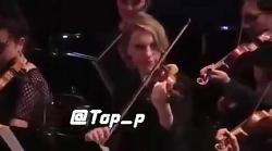 اجرای موسیقی زنده پارس...