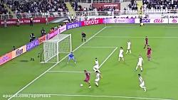 قطر 1-0 عراق