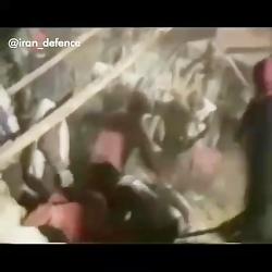 فیلم موشک باران شهرهای ...