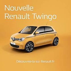 2019 New Renault TWINGO l  Teaser