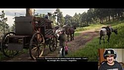 Red Dead Redemption 2 ||قسمت 17 پ1 زیرنویس فارسی