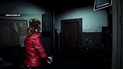 ربع ساعت اول بازی رزیدنت اویل 2 ریمیک | Resident evil 2 remake