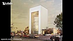 طرح پیشنهادی پلاسکونو توسط دفتر معماری اردیبهشت