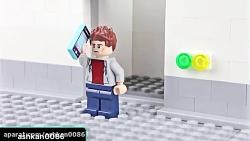 انیمیشن لگو اسپایدرمن 2