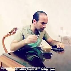 سلطان خنده ایران حسن ری...