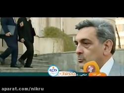 شهردار تهران : آتش نشان...