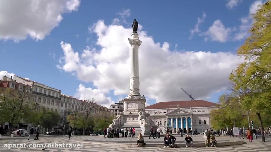 آژانس دیبا | ده جاذبه برتر گردشگری لیسبون پرتغال