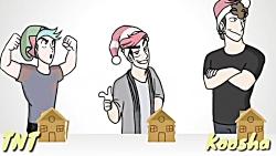 انیمیشن چالش خانه سازی ...
