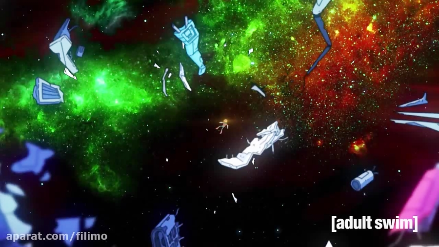 آنونس سریال انیمیشن «ته دنیا»
