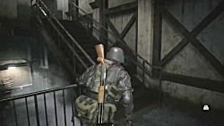 Resident Evil 2 Remake : Hunk gameplay