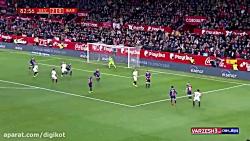 خلاصه بازی سویا 2 - 0 بارسلونا - جام حذفی