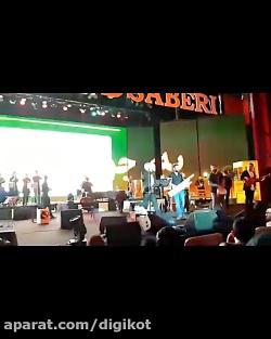 پلی بک دکتر مسعود صابری در کنسرت