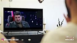 عرفان علیرضایی : دو گیگ اینترنت رایگان