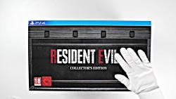 آنباکسینگ بازی Resident Evil 2 Remake Collectors Edition