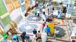 مستند ضیافت نیمه رمضان از شبکه سه سیما