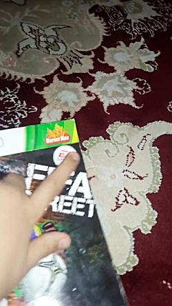 آنباکسینگ بازی FIFA STREET