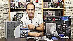 آنباکسینگ PS4 God of War Limited Edition