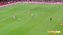 بهترین گلهای آرسنال و منچستریونایتد در جام حذفی انگلیس