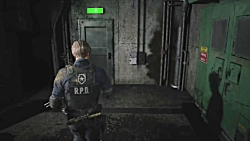 RESIDENT EVIL 2 REMAKE Walkthrough Gameplay Part 8 - CELL (RE2 LEON)
