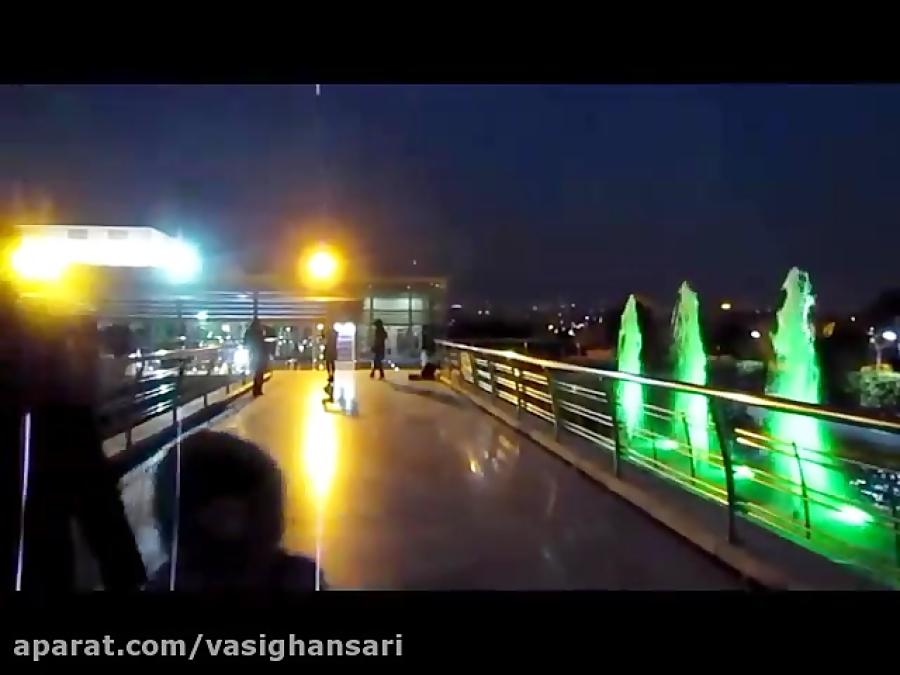 زیبایی های طبیعی برج میلاد تهران