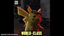 تریلر فیلم Pokémon Detective Pik...