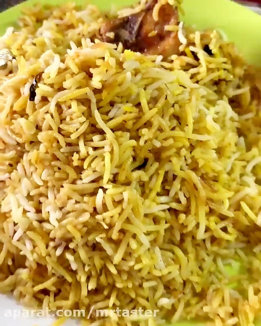 غذاهای رستوران راوی در دبی